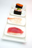 Sushi Japanese food Royalty Free Stock Photos