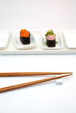 Sushi Japanese food Royalty Free Stock Photo