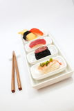Sushi Japanese food Royalty Free Stock Image