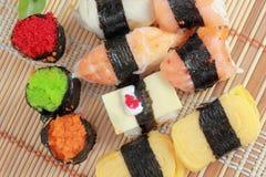Sushi Japanese food Stock Photography