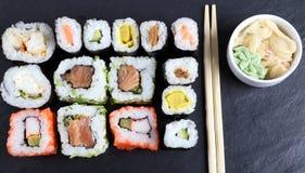 Sushi. Stock Photos