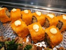 Sushi Japanese Food Royalty Free Stock Photography