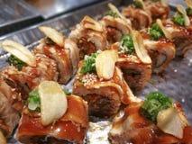Sushi Japanese Food Royalty Free Stock Photo