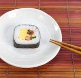 Sushi Japanese food Stock Image