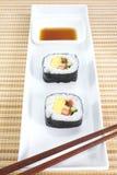 Sushi Japanese food Stock Photos