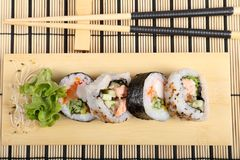 Sushi. Stock Photography
