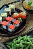 Sushi, Japanese Food Royalty Free Stock Images
