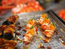 Sushi Japanese Food Royalty Free Stock Photos