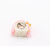 Sushi (Japanese food). The traditional food of the Japanese (Sushi Stock Image