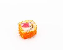 Sushi (Japanese food). Royalty Free Stock Photography