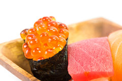 Sushi japanese food Stock Photos