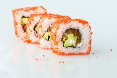 Sushi japanese  roll  japan meal fresh Royalty Free Stock Image