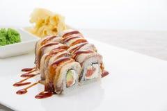 Sushi Japanische Küche Stockbilder
