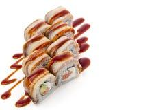 Sushi Japanische Küche Lizenzfreies Stockfoto