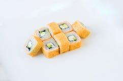 Sushi Japanner Stock Fotografie