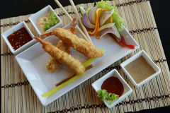 Sushi japonés Foto de archivo libre de regalías