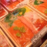 Sushi japonés Bento con arroz Fotos de archivo libres de regalías