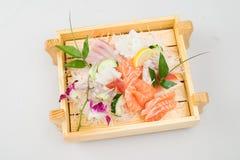 Sushi japonés del alimento Imagen de archivo libre de regalías