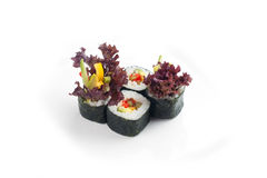 Sushi japonês fotografia de stock royalty free