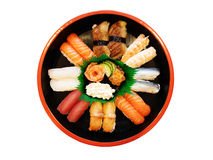 Sushi japonês Imagem de Stock Royalty Free