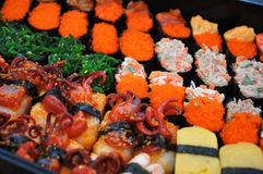 Sushi japonais. Photos stock