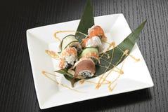 Sushi japonais photographie stock libre de droits