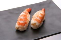 sushi japonais de crevette Image libre de droits