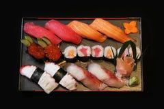 Sushi japonês Imagens de Stock