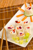 Sushi for kids Royalty Free Stock Photos