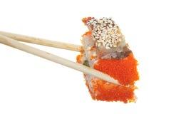 Sushi la Californie. Images stock