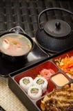 Sushi lunch Stock Photo
