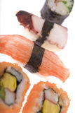 Sushi macro Royalty Free Stock Photos