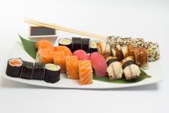 Sushi made dish Royalty Free Stock Photos