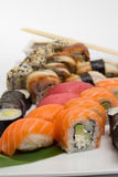 Sushi made dish Royalty Free Stock Photo