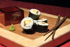Sushi Maki Fotografia de Stock