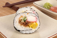 Sushi maki Stock Photography