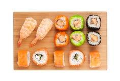 Sushi Maki Fotografía de archivo