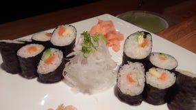 Sushi Maki Royaltyfria Bilder