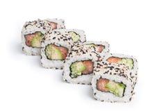 Sushi Maki Stock Afbeelding