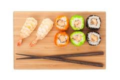 Sushi Maki Imagenes de archivo