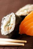 Sushi & maki Royalty Free Stock Photos
