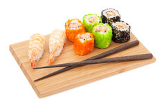 Sushi maki Stock Photos