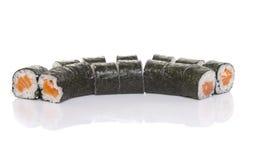 Sushi maki isolated Stock Photo