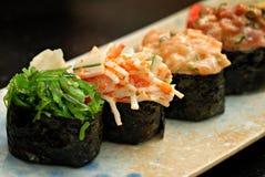 Sushi maki, Japanese cuisine Stock Image