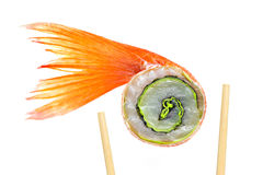 Sushi Maki Red-Fish Royalty Free Stock Photos