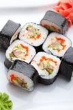Sushi Maki Roll Stock Image