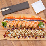 Sushi maki rolls Stock Photos
