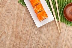 Sushi maki Stock Image