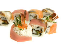 Sushi makki Royalty Free Stock Photos