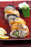 Sushi Meal Stock Image